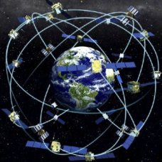 gps navigational satellites